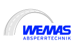 Wemas Absperrtechnik Logo